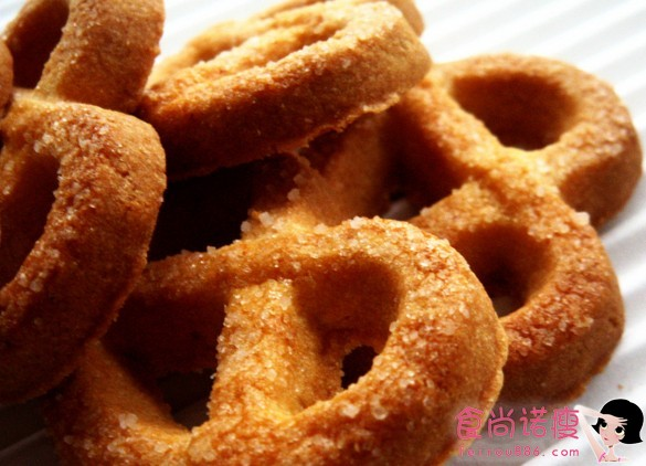 自制蜂蜜曲奇饼